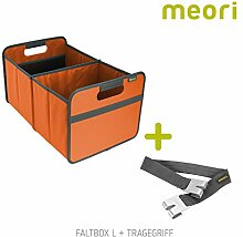 Faltbox Classic Large Mandarine Orange / Uni +