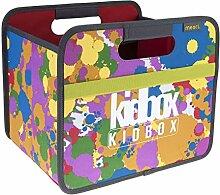 Faltbox Classic Small Bunt gefleckt / Kid