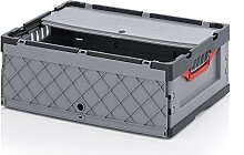 Faltbox m. Deckel Auer 60 x 40 x 22 cm - FBD