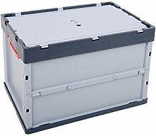 Faltbox m. Deckel Auer 60 x 40 x 42 cm - FBD