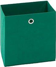 Faltbox mit Metallöse Täby in Grün