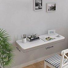 Falten Sie Computer Schreibtisch Esstisch Wand