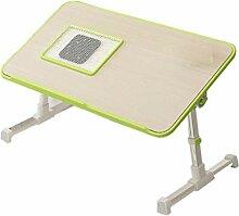 Faltendes Laptop-Tabellen-Standplatz-Bett,