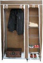 Faltschrank Kleider/Campingschrank mit