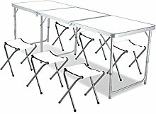 Falttisch Outdoor Folding Schreibtisch Aluminium