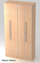 Falttürenschrank Hammerbacher Solid 5OH Türen