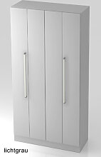 Falttürenschrank HMB Ulmer Sofit 5OH Türen 100 x