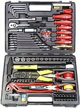 Famex 144-64 Universal-Werkzeugkoffer 166 tlg.
