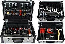 FAMEX 420-89 Alu Werkzeugkoffer mit