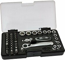 FAMEX 595-FX-45 Schraub Bit Steckschlüsselsatz