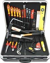 Famex 678-10 Elektriker Werkzeugsatz 31-teilig in