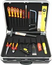 Famex 679-10 Elektriker Werkzeugsatz 18-teilig in