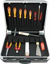 Famex 680-15 Elektriker Werkzeugsatz 14-teilig in