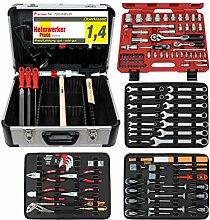 Famex 720-21 Mechaniker Werkzeugkoffer mit