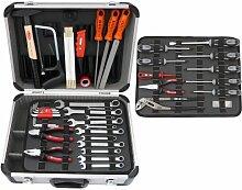 Famex 728-84 Werkzeugkoffer Set High-End Qualitä