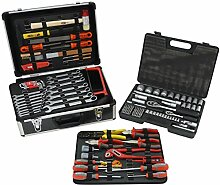Famex 743-51 Mechaniker Werkzeugkoffer mit