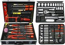 Famex 753-51 Werkzeugkoffer Komplettset mit