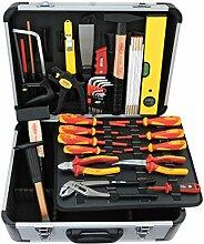 FAMEX 778-10 Elektriker Werkzeugsatz 31-teilig in