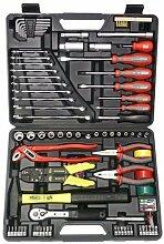 FAMEX Universal-Werkzeugkoffer »144-FX-55«