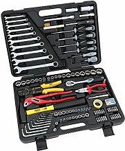 Famex Werkzeug 140-38 Universal Werkzeugkoffer 192