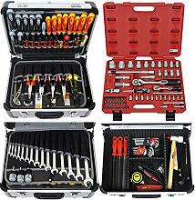Famex Werkzeug FAMEX 418-20 Alu Werkzeugkoffer