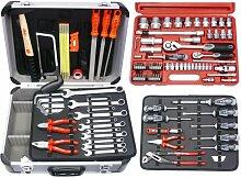 Famex Werkzeugkoffer Komplettset mit
