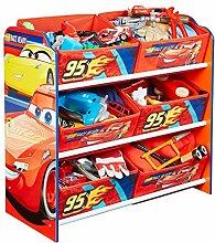 Familie24 Holz Spielzeugregal Auswahl Frozen Cars