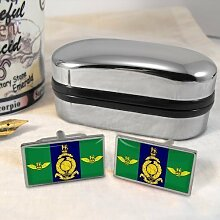 Family Crests Commando Helicopter Force Flagge