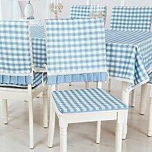 Family dining chair cover/rechteckigen wasserdicht