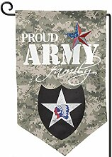Family Flags,Stolze Armee Familie Us Army - 2.