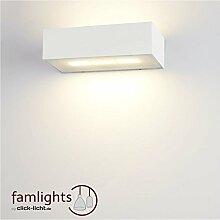 famlights Außen-Wandlampe (auch für Wohnbereiche