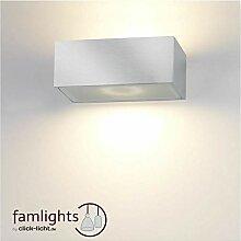 famlights LED Außen-Wandleuchte Eindhoven in