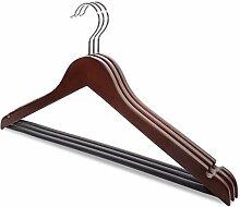 famy.Shop Kleiderbügel aus Holz, hochwertige