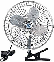 Fan Auto-Ventilator mit Clips Schüttelkopf