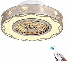 Fan Deckenventilator 36W LED Dimmbar Deckenleuchte