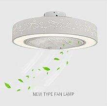 Fan deckenventilator LED Deckenleuchte kreative