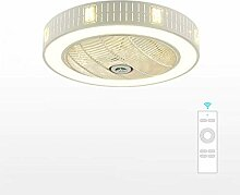 Fan-Leuchten Deckenventilator-LED40W dimmbare