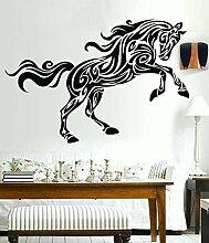 fancjj wasserdichte Abstrakte Pferd Muster