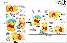 FangKuai FKAL0088 Cartoon Tiere Winnie Pooh