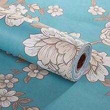 FANPING Dekorative Blumen Kontakt Papier Self