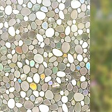 FANPING Farbe Privatleben-Fenster Film,