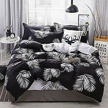 Fansu Bettbezug Bettwäsche Set 4 TLG für Junge