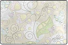 Fantasazio Teppich für Exotische Malerei Happy