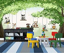 Fantasie Kinderzimmer 3D Kinderzimmer Kinderzimmer
