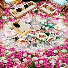 Fantasie klassische rose ozean wohnzimmer