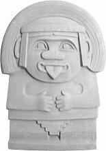 Fantasieco Stoneland Azteke - Lichtgrau