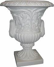 Fantasieco Stoneland Vase Bassano - Dorado Antik