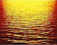 Fantastic Sunset 39x46x13cm Briefkasten, Standbriefkasten, Briefkästen, FILL ME with 5 WORDS