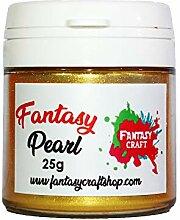 Fantasy Craft Gold Pearl, Gold,