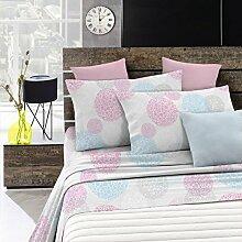 Fantasy Italian Bed Linen Bettwäsche, Molecole,